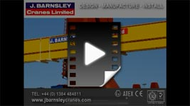 Explosion Proof Crane Video Still