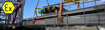 Explosion Proof Cranes Page